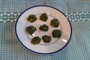 mexican spinach cheeseballs